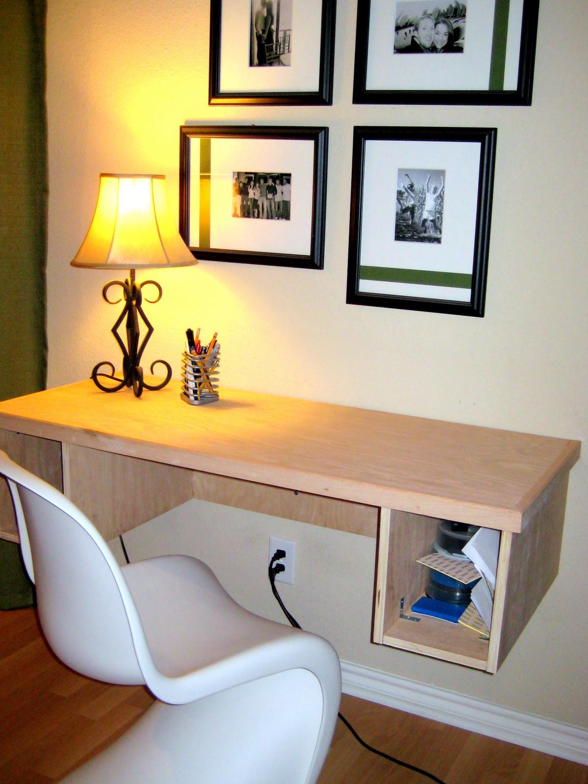 C.R.A.F.T. #71: Suspended Desk- Part 1 - C.R.A.F.T.