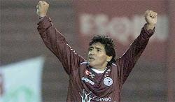 Lo dijo el Diego...somos todos de Lanús!!