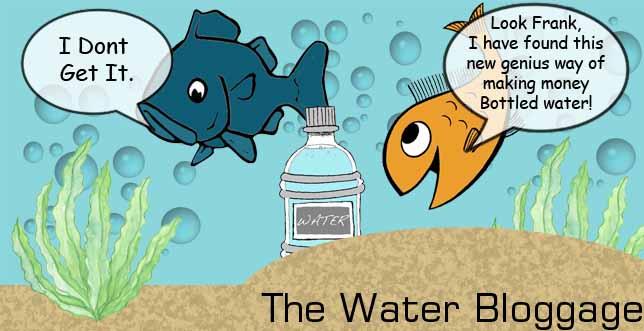 The Water Bloggage