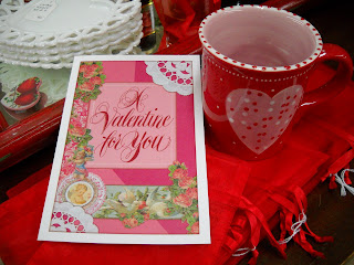 bee candy bracelets valentine's day - rosebud cottage t sandwich shop