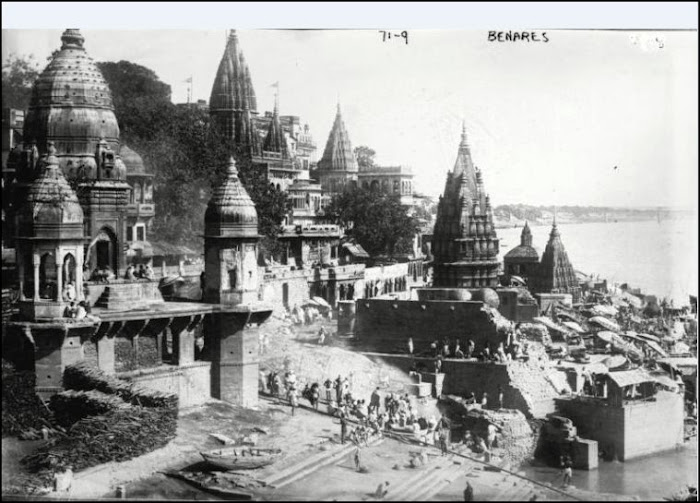 Benares India Circa 1922