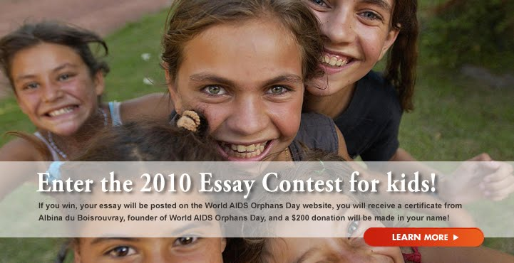 africa aids contest essay in orphan