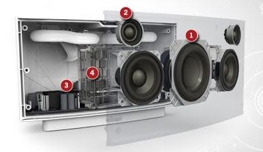 Sonos S5 internals