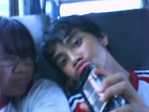 me and ais on the bus