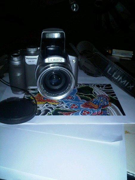Panasonic Lumix DMC F27
