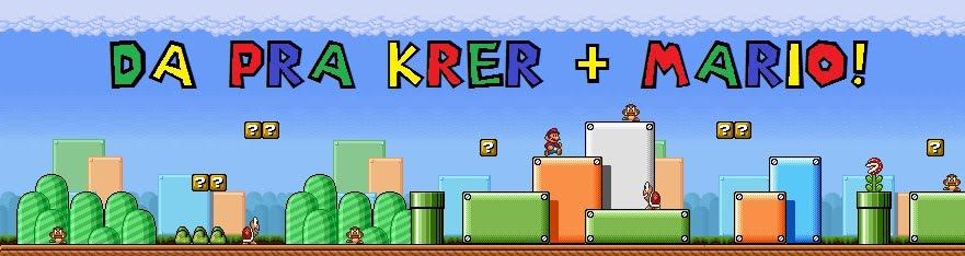 Daprakrer + Mario!