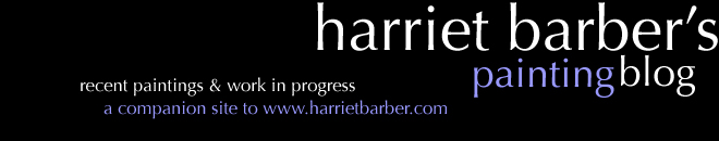 Harriet Barber's Painting Blog