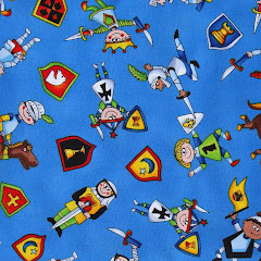 Kids' Fabric Selection