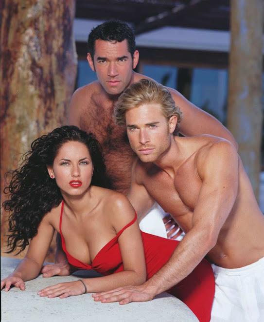 Rubi, Hector y Alejandro