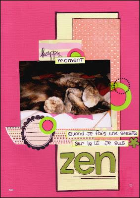 Scrapbooking en folie ^^ - Page 34 Zen