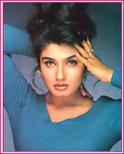 Raveena Tandon Famous People