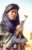 Touaregs du Mali. La rebellion en 1992.