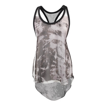teco florence and fred couture racer back top