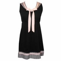 organic cotton sailor dress