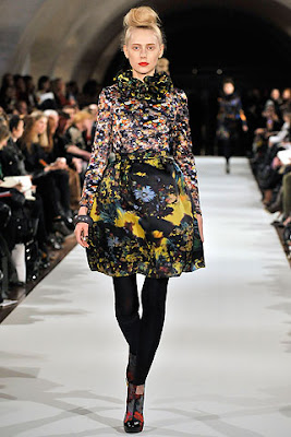 erdem london fashion week aw09