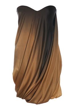 draped dress jasmine de milo
