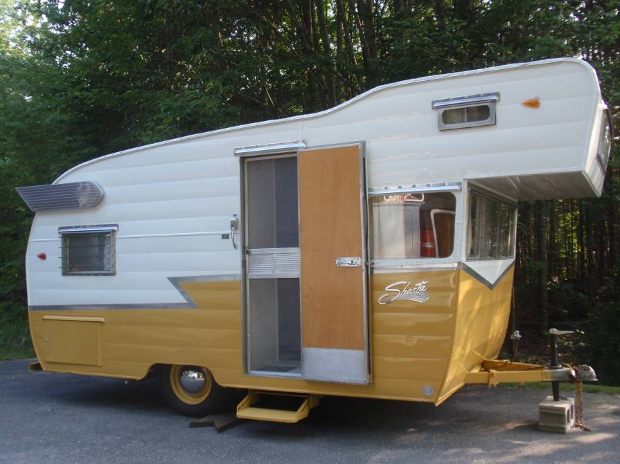 Campers For Sale In Ga >> New Retro Shasta Campers | Autos Post