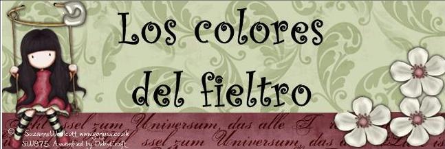 Los colores del fieltro