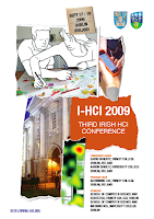 Cover of I-HCI 2009 Proceedings
