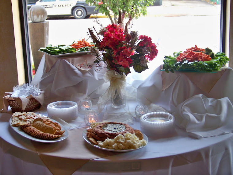 Appetizer Table
