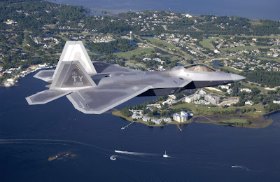004 F-22 Raptor wallpapers