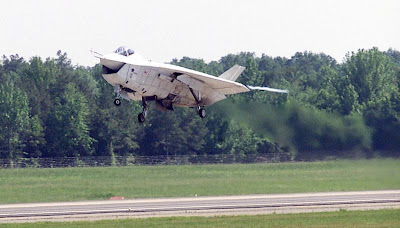 Boeing X-32 picture