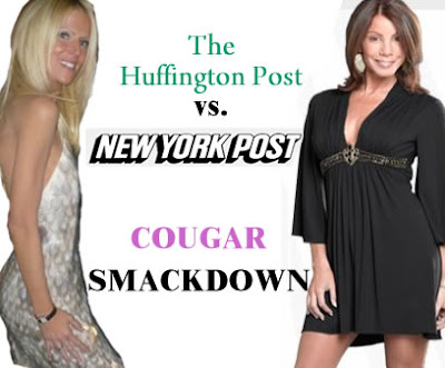 cougar fight smackdown michele salahi vs danielle staub