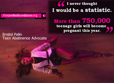 Bristol Palin, Official Teen Abstinence Advocate