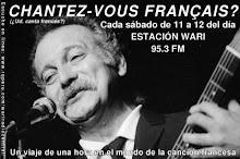PROGRAMA RADIO FRANCÉS