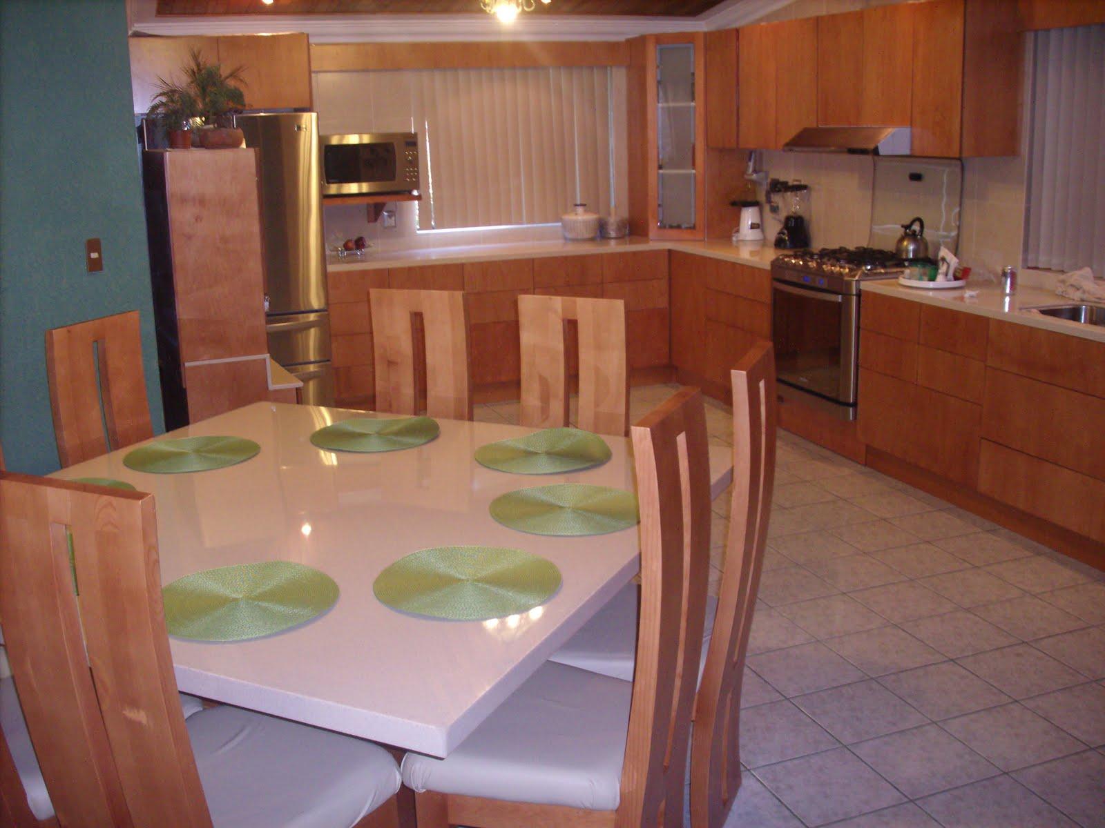 Heynez cocinas modernas dise o y cocina terminada for Cocina de creacion