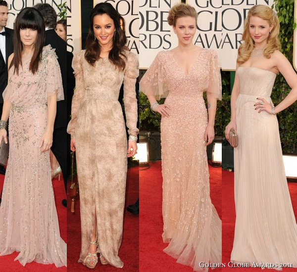 Golden Globes 2011 fashion: Who got it right and who got it wrong?