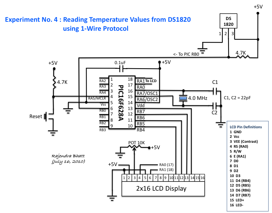 Download image Pic16f628a Projects With Circuit Diagram PC, Android ...