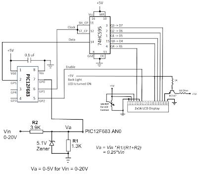 arduino - Shift registers, flip-flop, Multiplexer