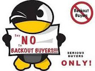 Say NO to backout Buyers!!