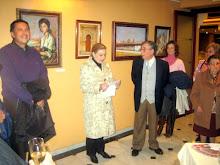 Exposición en el Hotel Conquistador: