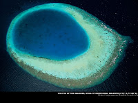 THE EYE OF THE MALDIVES