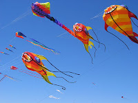 Flying killer goldfish