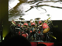 Neil Peart plays The Trees