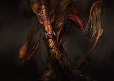 Hydralisk - obávaná jednotka Zergů