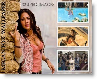 megan fox wallpaper hd widescreen. Megan Fox Widescreen Wallpaper