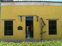 Casa Iberoamericana de la Décima que lleva su nombre, en Las Tunas