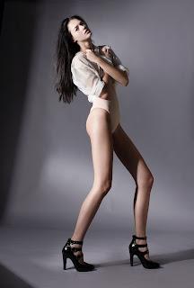 Alena Frolova: new face