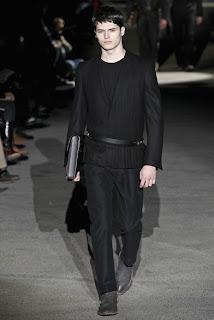 Artur Daniyarov: Milan & Paris Fashion Week FW 2011/12