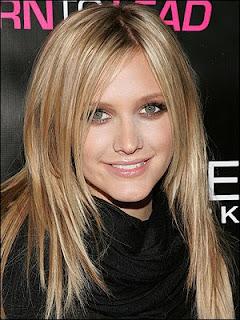Modern straight Hairstyles 2010