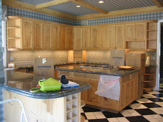 Organizing the too big kitchen... - All Things Home Organizing Blog