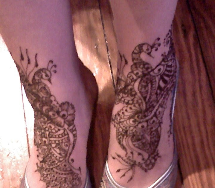 Henna blog henna tattoo blog for spirit vision henna for Henna tattoo process