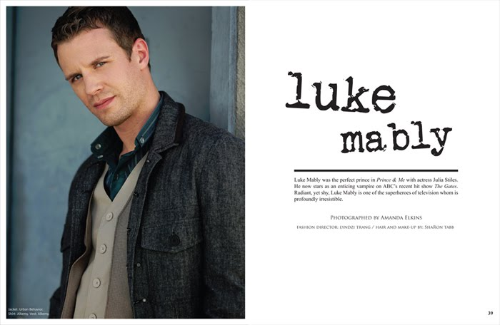 luke mably and andrea deck