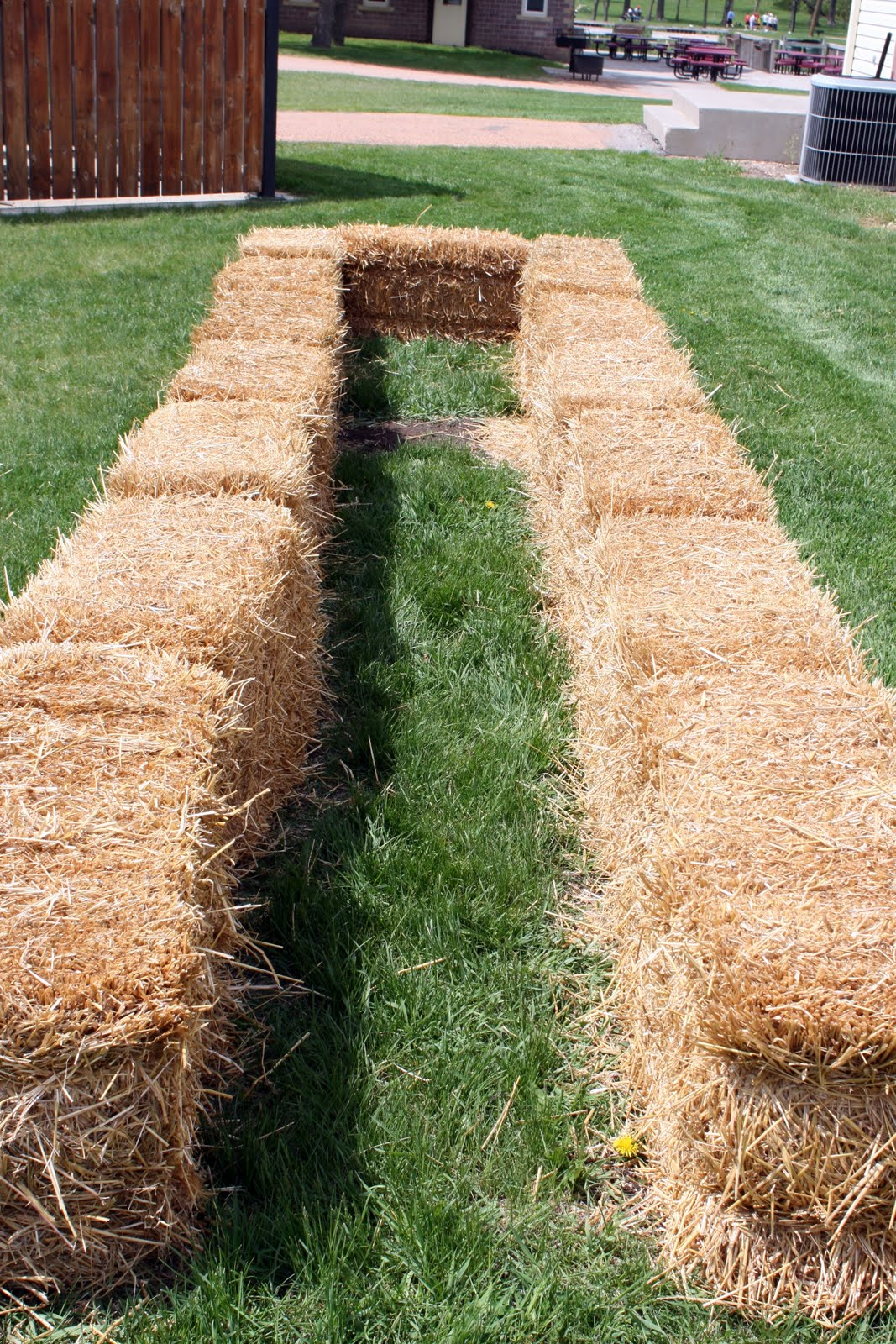 4 The Love Of Family Straw Bale Gardening Take 2
