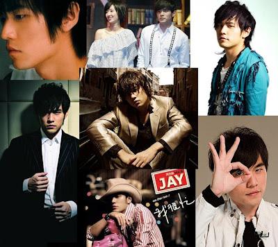 Many faces of Jay Chou