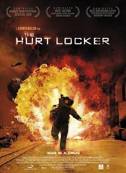 Chiến Dịch Sói Sa Mạc - The Hurt Locker (2008) Poster